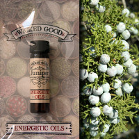 Juniper Energetic Oil