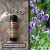 Lavender Energetic Oil