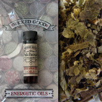 Patchouli Energetic Oil