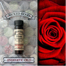 Rose Energetic Oil