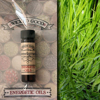 Sweetgrass Energetic Oil