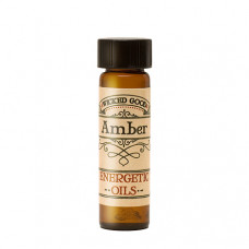 Amber Energetic Oil