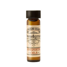 Wicked Good Energetic Sweetgrass Oil