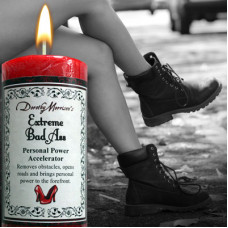 Extreme Bad Ass Wicked Witch Mojo Candle
