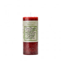 Affirmation Home Blessing  Candle