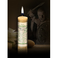 Needed Change/Banishing Blessed Herbal Candle