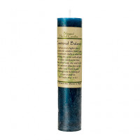 Emotional Balance Blessed Herbal Candle