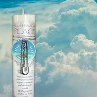 Peace Candle, Be the Change Contest
