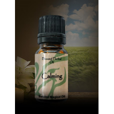 Calming Blessed Herbal Oil