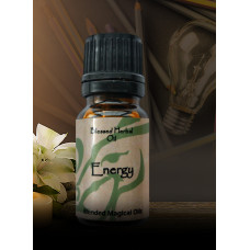 Energy Blessed Herbal Oil