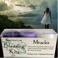 Miracles Blessing Kit
