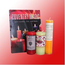 """""""Moxie"""" Coventry Magic Combo"""