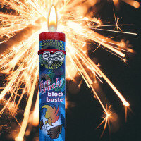 Blessed Herbal Firecracker Candle - Limited Edition
