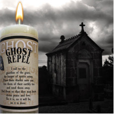 Ghost Repel Limited Edition Ghost Candle