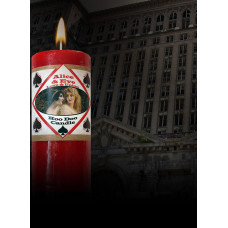 Alice & Eve Motor City Hoo Doo Candle