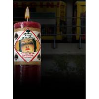 Cleo Mae Motor City Hoo Doo Candle