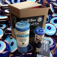Evil Eye Spell Box