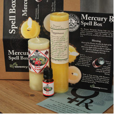 Mercury Retrograde Spell Box