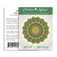 Chakra Magic Healing Sticker