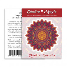 Chakra Magic Success Sticker