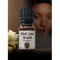 Shut Your Mouth Wicked Witch Mojo Oil