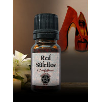 Red Stilettos Wicked Witch Mojo Oil
