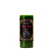 Wicked Witch Mojo Rich Bitch Candle