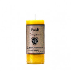 Wicked Witch Mojo Poof! Candle