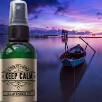 Wicked Good Keep Calm & Lavender On: Lavender Spray