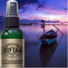 Wicked Good Keep Calm & Lavender On: Lavender Spray