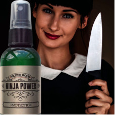 Wicked Good Ninja Power: Protection Spray