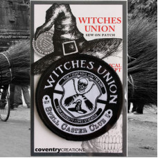 Witches Union - Magical Adept Membership Patch