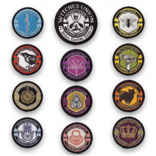 Witches Union Patches Bundle
