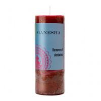 World Magic Ganesha Candle