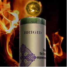 Brigid World Candle