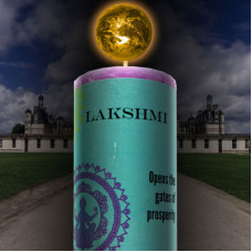 Lakshmi World Magic Candle