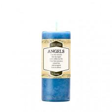 Affirmation Angel Candle