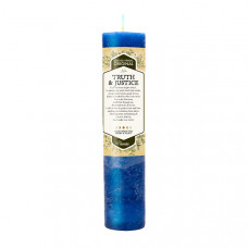 Blessed HerbalTruth and Justice Candle