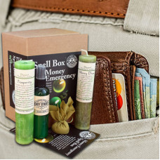 Witches Union Money Emergency Spell Box