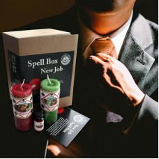New Job Spell Box