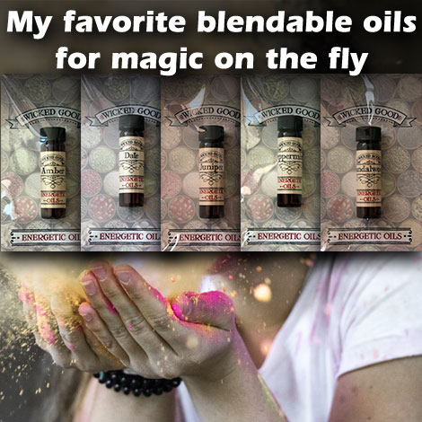 5 ways to use Energetic oils in your daily life