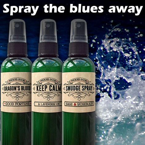 Three best uses for Room Sprays