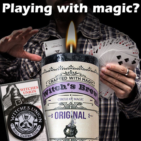 Playing with magic