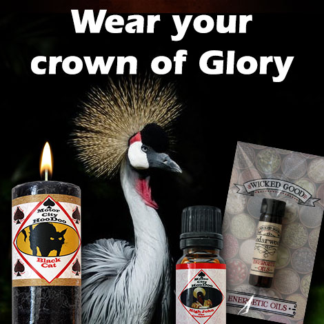Wear your Crown of Glory