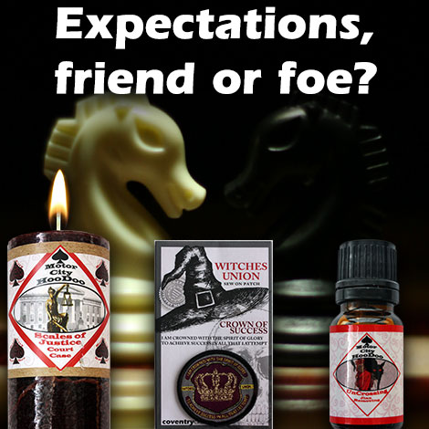 Expectations, friend or foe?