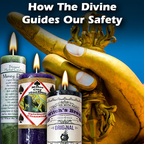 How the divine guides our safety