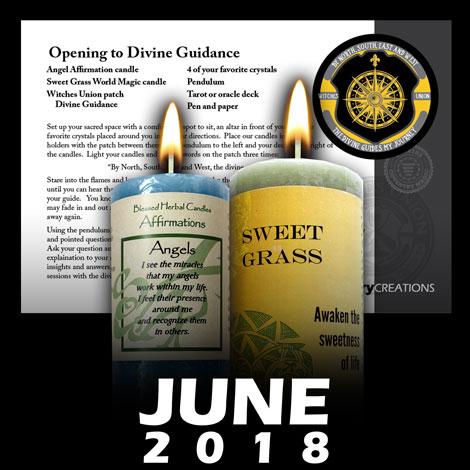 Spell Caster Club – June's spell