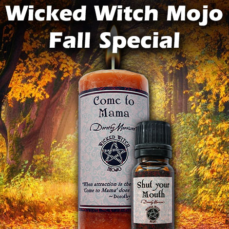 Wicked Witch Mojo Fall Special