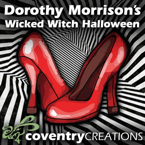 Dorothy Morrison's Wicked Witch Halloween