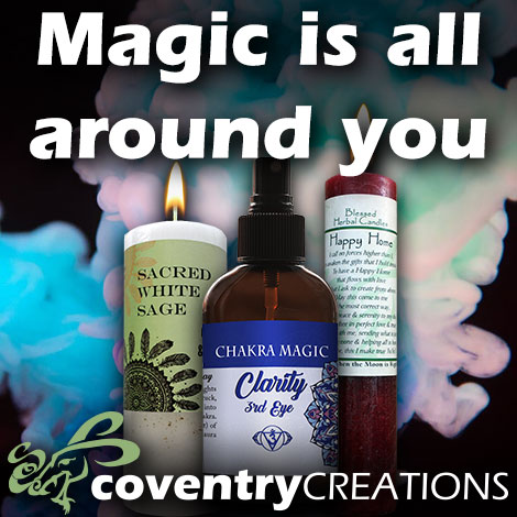 Magic is all around you
